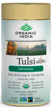 Image of Tulsi Tea Original Loose Canister