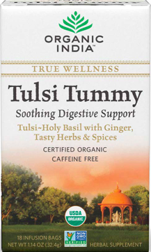 Image of True Wellness Tea Tulsi Tummy