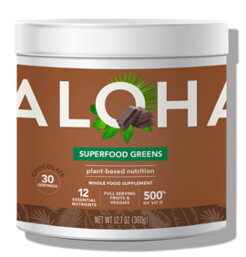 Image of Superfood Greens Powder Chocolate