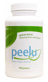 Image of Chewing Gum with Xylitol Spearmint