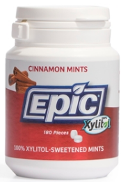Image of Xylitol Mints Cinnamon