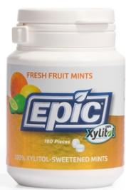 Image of Xylitol Mints Fresh Fruit