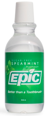Image of Xylitol Mouthwash Spearmint