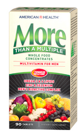 Image of More Than A Multiple Multivitamin for Men