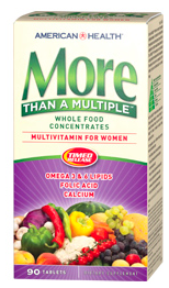 Image of More Than A Multiple Multivitamin for Women