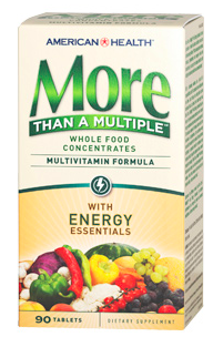 Image of More Than A Multiple with Energy Essentials