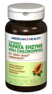 Image of Papaya Enzyme with Chlorophyll Chewable