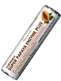 Image of Super Papaya Enzyme Plus Chewable