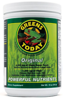 Image of Greens Today Original Formula Powder