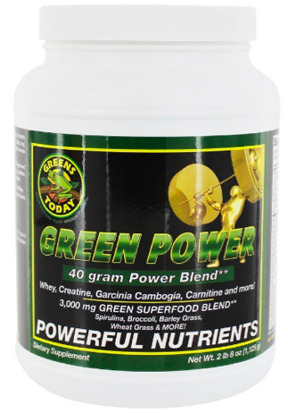 Image of Greens Today Powehouse Formula Powder
