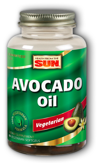 Image of Avocado Oil 1,000 mg Vegetarian