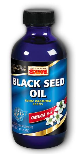 Image of Black Seed Oil Liquid