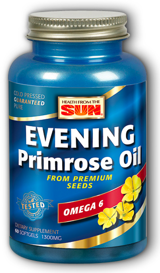 Image of Evening Primrose Oil 1300 mg
