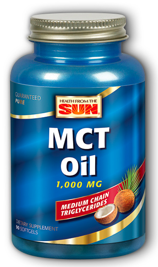Image of MCT Oil 1000 mg Softgel