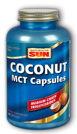 Image of Coconut MCT Capsule