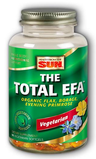 Image of The Total EFA 1000 mg Vegetarian