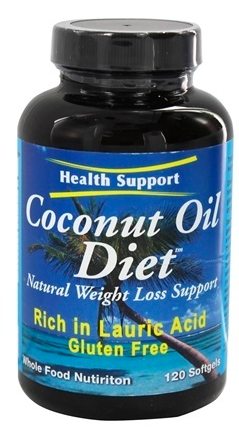 Image of Coconut Oil Diet Softgel