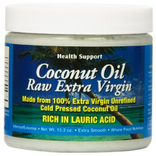 Image of Coconut Oil Raw Organic