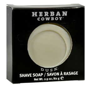 Image of Shave Soap Bar Dusk