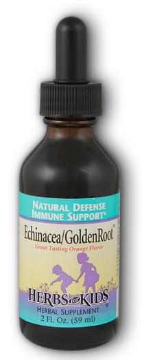 Image of Echinacea/GoldenRoot Liquid Blackberry