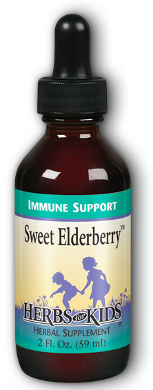 Image of Sweet Elderberry Liquid