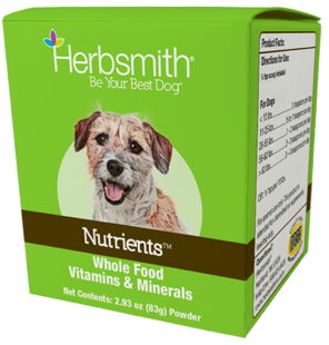 Image of Nutrient Vitamin & Mineral Powder for Dogs