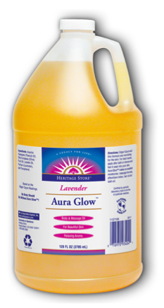 Image of Aura Glow Oil Lavender