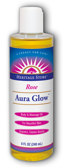 Image of Aura Glow Oil Rose