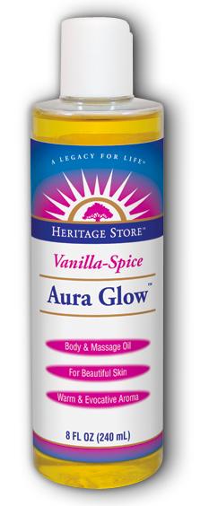 Image of Aura Glow Oil Vanilla-Spice