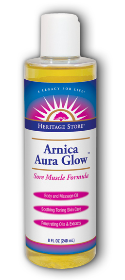 Image of Aura Glow Oil Arnica