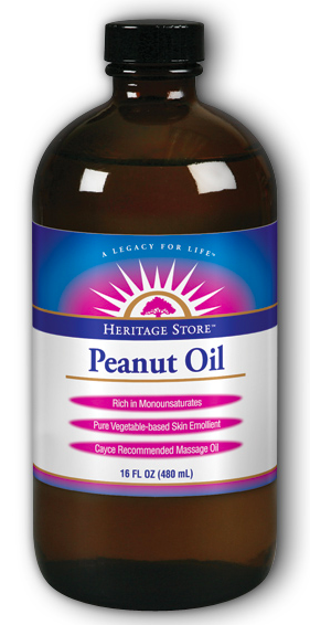 Image of Peanut Oil