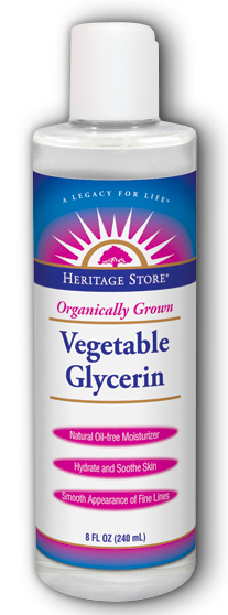 Image of Vegetable Glycerin Liquid Organic