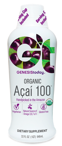 Image of Acai 100 Liquid Organic