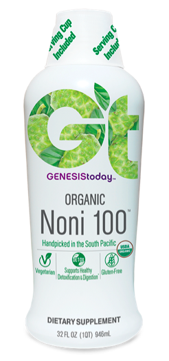 Image of Noni 100 Liquid Organic