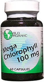 Image of Mega Chlorophyll 100 mg