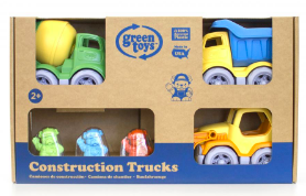 Image of Construciton Truck Gift Set 3 Pack