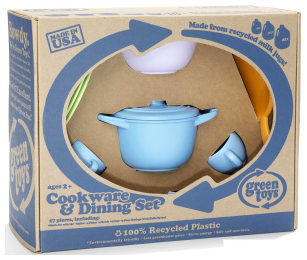 Image of Cookware & Dinner Set