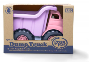Image of Dump Truck Pink