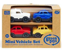 Image of Mini Vehicles Set 4 Pack