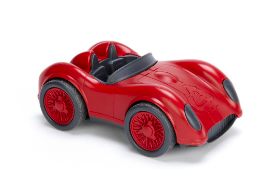 Image of Race Car Red