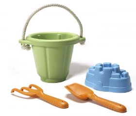 Image of Sand Play Set Green