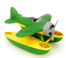 Image of Seaplane Green