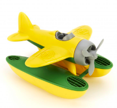 Image of Seaplane Yellow