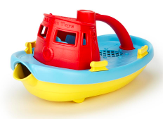 Image of Tugboat Red Top