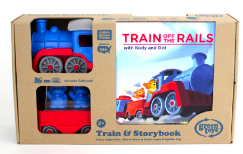 Image of Train & Storybook Gift Set