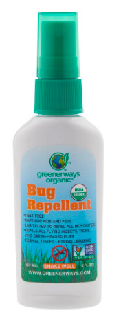Image of Bug Repellent Organic