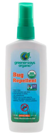 Image of Bug Repellant Organic