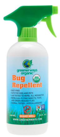 Image of Bug Repellant Organic