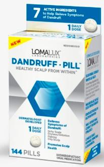 Image of Dandruff Pill Sublingual