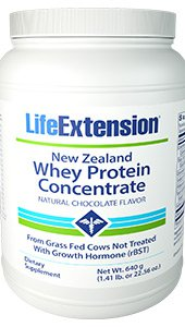 Image of New Zealand Whey Protein Concentrate (Natural Chocolate Flavor)